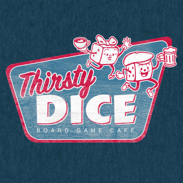 Thirsty Dice Board Game Cafe