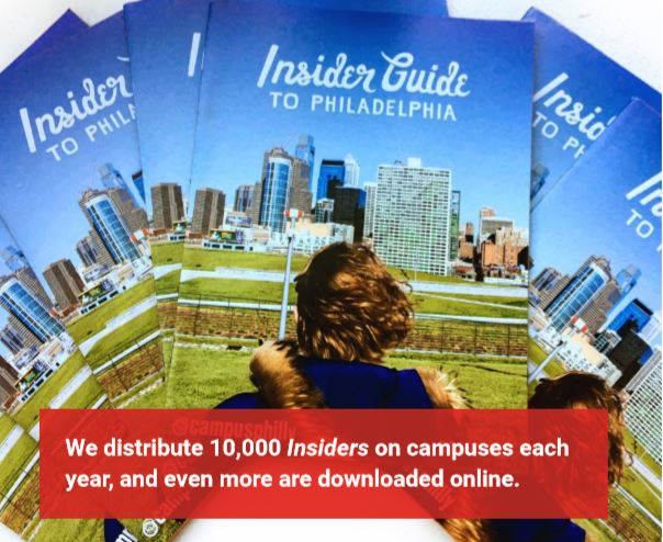 Print Advertisement for Insider