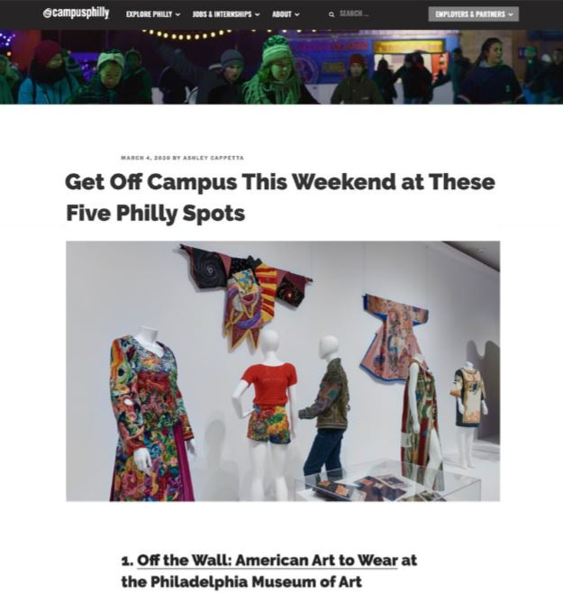 sponsored content on weekend picks