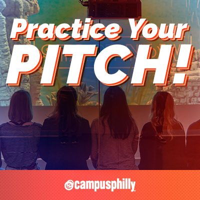 Practice Your PITCH!
