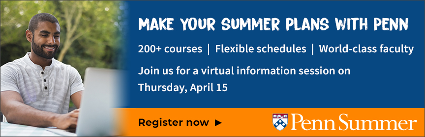 Penn Summer_Campus Philly banner April VIS_864x280